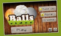 Android puzzle games:Balls Rider