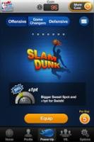Android sports games:NBA  King of the Court