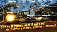 Android games:Road Warrior  Best Racing Game