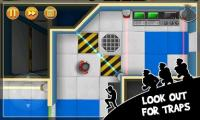 Android strategy games:Robbery Bob Free